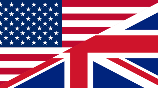 Us Uk Flag Pixabay