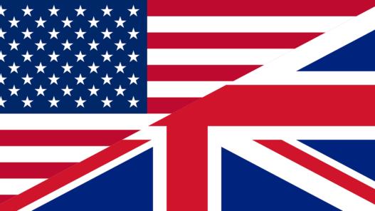 Us Uk Flag Pixabay