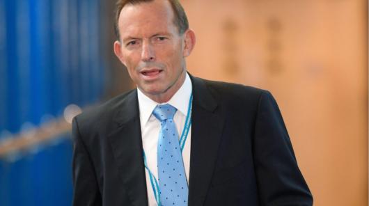 Tony Abbott Reuterstoby Melville Alamy
