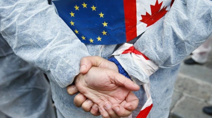 EU-Canada Comprehensive Economic and Trade Agreement (CETA)