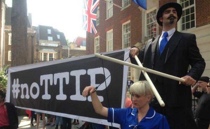 Transatlantic Trade and Investment Partnership (TTIP)