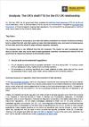 Analysis of the UK's draft FTA for the EU-UK relationship