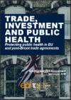 Trade, Investment and Public Health