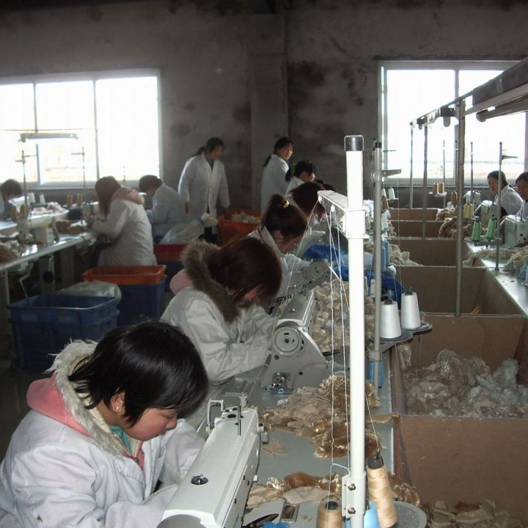 Garment Factory Workers Pixabay